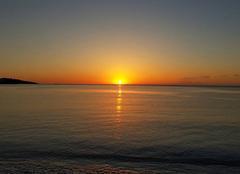 Mer Sainte-Maxime 83120 Après la pluie, le soleil