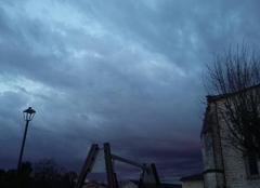 Ciel Salles-d'Angles 16130 Nuage