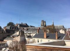 Chaleur Orleans 45100 Cathédrale