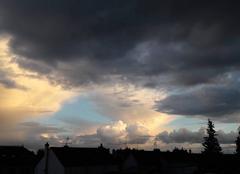 Nuages Blois 41000 Nuances de nuages