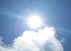 Ciel Berd'Huis 61340 Soleil d'avril