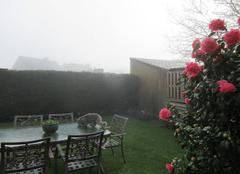 Ciel Saint-Meloir-des-Ondes 35350 Brume épaisse ce matin
