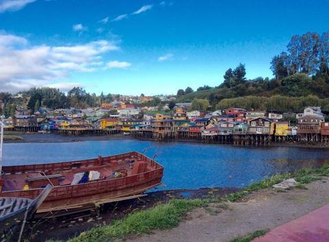 Île de Chiloe - Chili