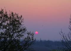 Ciel Saint-Lezer 65500 Ciel de St Lézer ce jeudi 06 avril 2017 à 06 h 41.