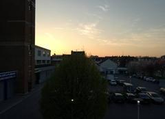 Ciel Lezennes 59260 Superbe ciel en ce début de vacances