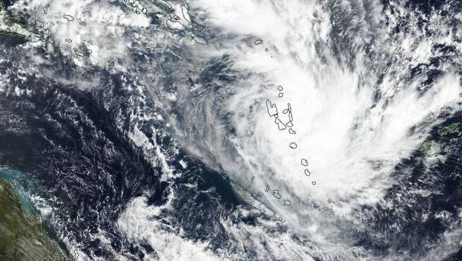 La Nouvelle-Calédonie va être frappée par un puissant cyclone