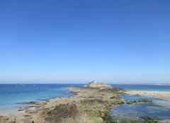 Ciel Saint-Malo 35400 Temps estival à Saint-Malo