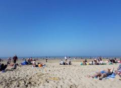 Ciel Bray-Dunes 59123 Ciel bleu