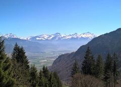 Ciel Vouvry Sur les hauteurs de Vouvry