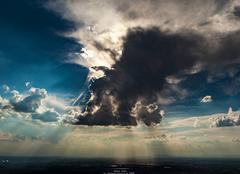 Ciel Saint-Vulbas 01150 Plaine de l ain