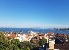 Mer Lapa Lisbonne