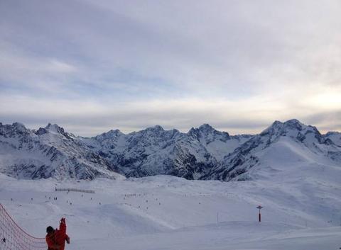 Les 2 Alpes grises