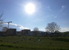 Ciel Metz 57000 Coucher de soleil