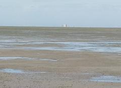 Mer Dolus-d'Oleron 17550 Marée basse