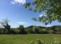 Ciel Mours-Saint-Eusebe 26540 Terres moursoises sous le soleil et le vent