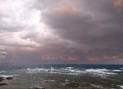 Nuages Fréjus 83600 Entre nuages et mer