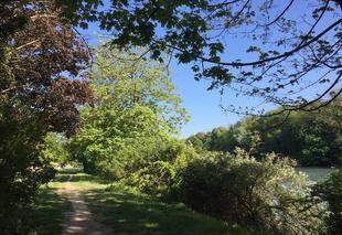 Ciel Romans-sur-Isere 26100 Berges de l'Isère cette après-midi
