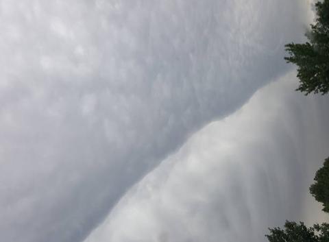 Nuages convectifs
