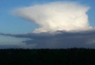 Nuages Notre-Dame-de-Bondeville 76960 Nuage d orage