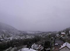 Neige Rochesson 88120 Retour de l'hiver