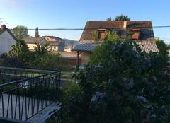 Froid Trelissac 24750 Gelée blanche sur Les Lilas en fleurs à Trelissac 24750