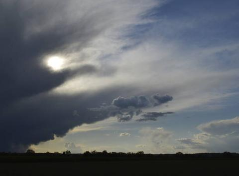 Le ciel se dégage