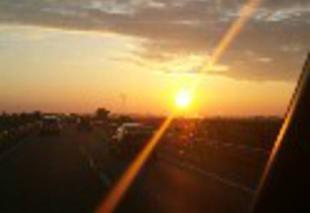 Ciel Bordeaux 33000 Lever du soleil