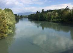 Nuages Romans-sur-Isere 26100 Berges d'Isère cet après-midi