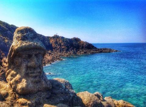 Les rochers sculptés