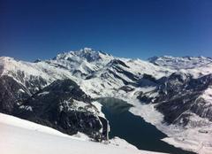 Ciel Beaufort 73270 Conditions hivernales en montagne