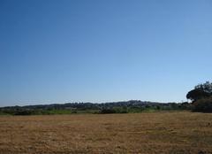 Chaleur Gallargues-le-Montueux 30660 Beau soleil ciel bleu-9H35