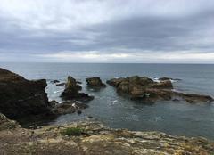 Mer Piriac-sur-Mer 44420 Pointe du Castelli