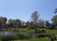 Chaleur Strasbourg 67100 Parc de l'orangerie