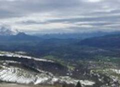 Nuages Saint-Honore 38350 Obiou et nuages