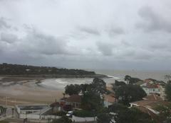 Pluie Saint-Palais-sur-Mer 17420 Pluie et vent