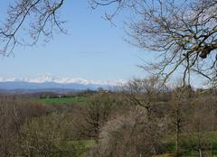 Neige Bonnac 09100 Mont Valier au printemps