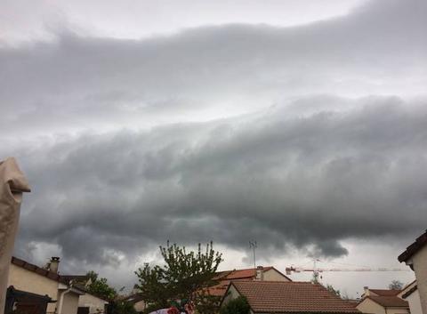 Superbes nuages