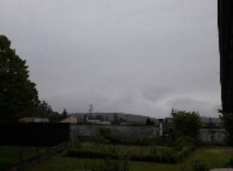 Après le beau temps la pluie