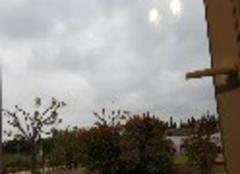 Ciel Bellegarde 30127 Couvert avec beaucoup de vent