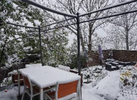 Neige le 1er mai