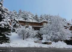 Neige Beaumont-du-Ventoux 84340 Mont serein