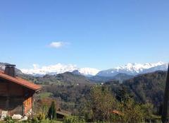 Ciel Onnion 74490 Massif du Mont Blanc