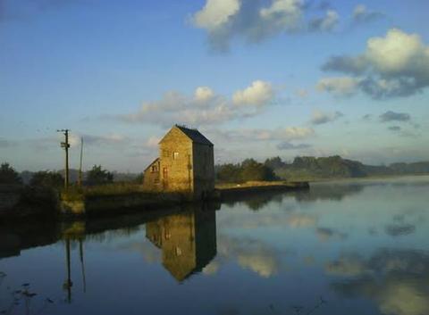 Le moulin à marée du Bauchet