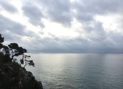 Ciel Castell-Platja d'Aro 17249 Lever du jour sur la mer