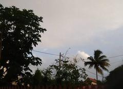 Pluie Port-Louis Après le beau temp la pluie