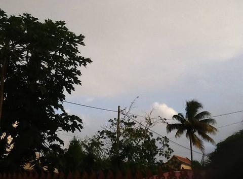 Après le beau temp la pluie