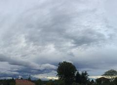 Nuages Saint-Lon-les-Mines 40300 Joli nuage?