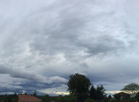 Joli nuage?