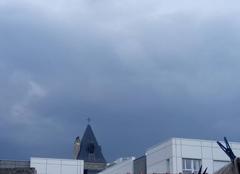 Nuages Boulogne-sur-Mer 62200 Cumulonimbus