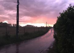 Ciel Montauban 82000 Ciel orageux